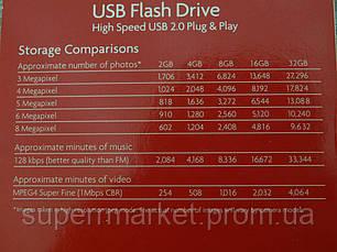 Atlanfa AT-U3 8Gb, USB флеш накопитель  флешка, фото 3