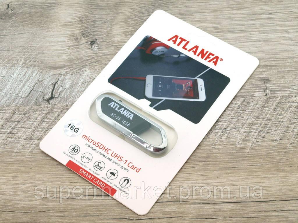 Atlanfa AT-U5 16Gb, USB флеш накопитель  флешка