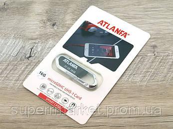 Atlanfa AT-U5 16Gb, USB флеш накопитель  флешка, фото 2
