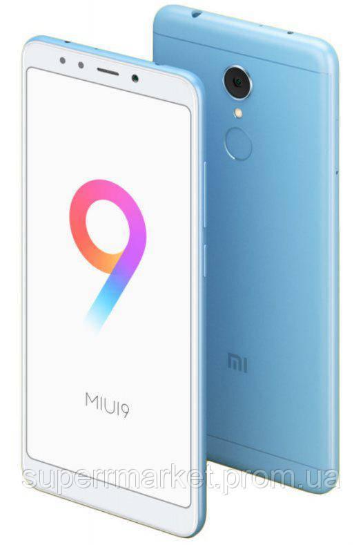 Смартфон Xiaomi Redmi 5 3 32Gb EU Blue