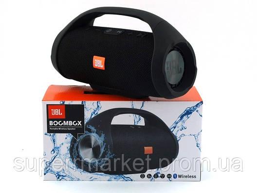 JBL Boombox mini 40w копия, портативная колонка с Bluetooth FM MP3, черная, фото 2