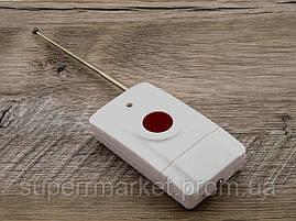 JYX SOS166 - тревожная кнопка SOS для беспроводной сигнализации, фото 2