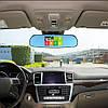 "Car DVR CT600 Android WiFi GPS зеркало c регистратором, сенсорный экран 5.0"", 2 камеры, фото 5"