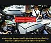 "Car DVR A66 Vehicle Black Box HD 360 зеркало с панорамной камерой и сенсорным экраном 5"", фото 4"