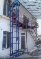 Грузовые подъёмники для склада, ресторана, фабрик