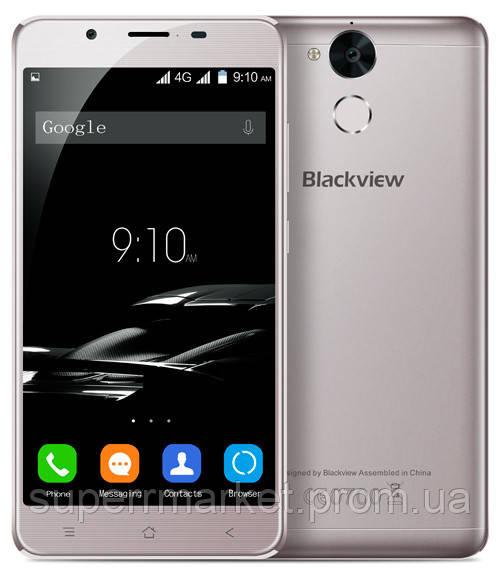 Смартфон Blackview P2 Lite 3 32GB 6000mAh Gray