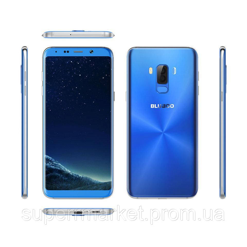 Смартфон Bluboo S8 Plus 64GB Blue