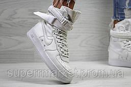 Кроссовки в стиле Air Force LF-1 белые. Код 6054, фото 3