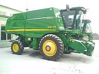 Комбайн зернозбиральний John Deere 9770 STS