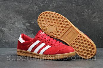 Кроссовки Adidas красные. Код 5635, фото 2