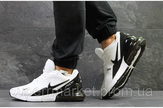 Кроссовки Nike Air Max 270 белые. Код 5743, фото 2