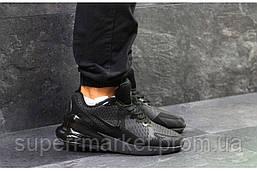 Кроссовки Nike Air Max 270 черные, код5747, фото 3