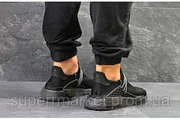 Кроссовки Adidas NMD Human Race черные. Код 5752, фото 2