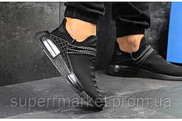 Кроссовки Adidas NMD Human Race черные. Код 5752, фото 3