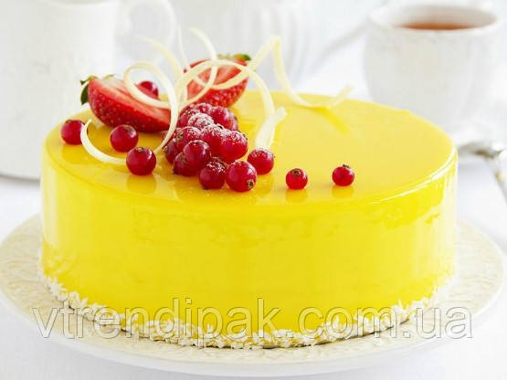 Барвник харчовий Тартразин (жовтий), 100г