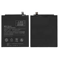 Акумулятор (АКБ, батарея) BN43 (BM43) для Xiaomi Redmi Note 4X, 4000 mAh, оригінал