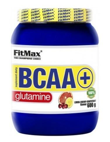 BCAA FitMax - BCAA + Glutamine (600 грамм)