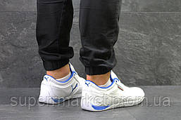 Кроссовки Puma белые с синим. Код 5779, фото 3