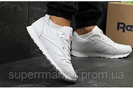 Кроссовки Reebok белые. Код 5786, фото 3