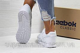 Кроссовки женские в стиле Reebok белые. Код 5785, фото 3