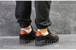 Кроссовки Reebok черные, код5799, фото 2