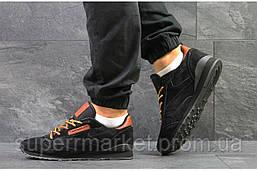 Кроссовки Reebok черные, код5799, фото 3
