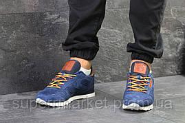 Кроссовки Reebok синие, код5800, фото 3