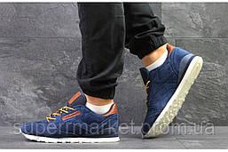 Кроссовки Reebok синие, код5800, фото 2