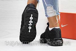 Кроссовки в стиле Air Max 95 черные. Код 5802, фото 3