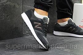 Кроссовки New Balance серые. Код 5807, фото 3