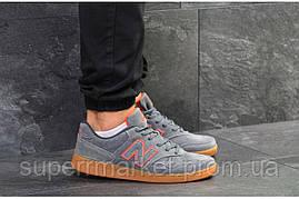 Кроссовки New Balance серые. Код 5851, фото 2