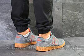Кроссовки New Balance серые. Код 5851, фото 3