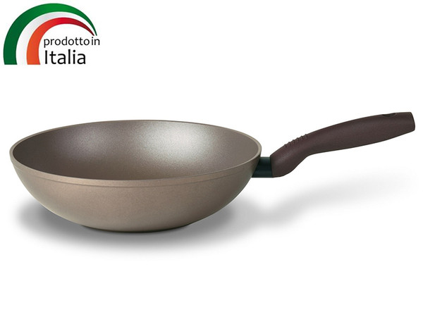 Сковорода вок TVS Gustosa 28 см (2P793283210001)
