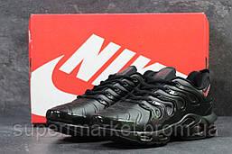 Кроссовки Nike Air Vapormax Plus черные с красным. Код 5859, фото 3