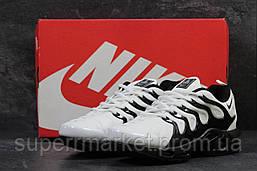 Кроссовки Nike Air Vapormax Plus белые с черным, код5861, фото 3