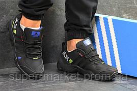 Кроссовки Adidas черные. Код 5872, фото 2