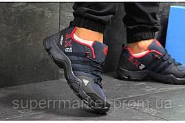 Кроссовки Adidas темно-синие. Код 5873, фото 2