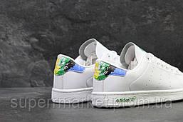 Кроссовки Adidas Stan Smith белые +, код5884, фото 2