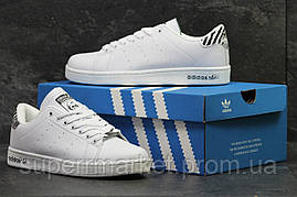 Кроссовки Adidas Stan Smith белые +, код5885, фото 2