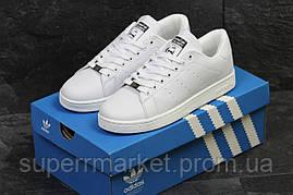Кроссовки Adidas Stan Smith белые, код5886, фото 2