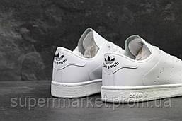 Кроссовки Adidas Stan Smith белые, код5886, фото 3