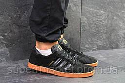 Кроссовки Adidas London черные. Код  5889, фото 3