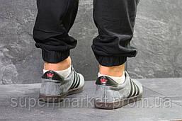 Кроссовки Adidas London темно-серые, код 5892, фото 3