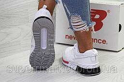 Кроссовки в стиле New Balance белые. Р37, фото 3