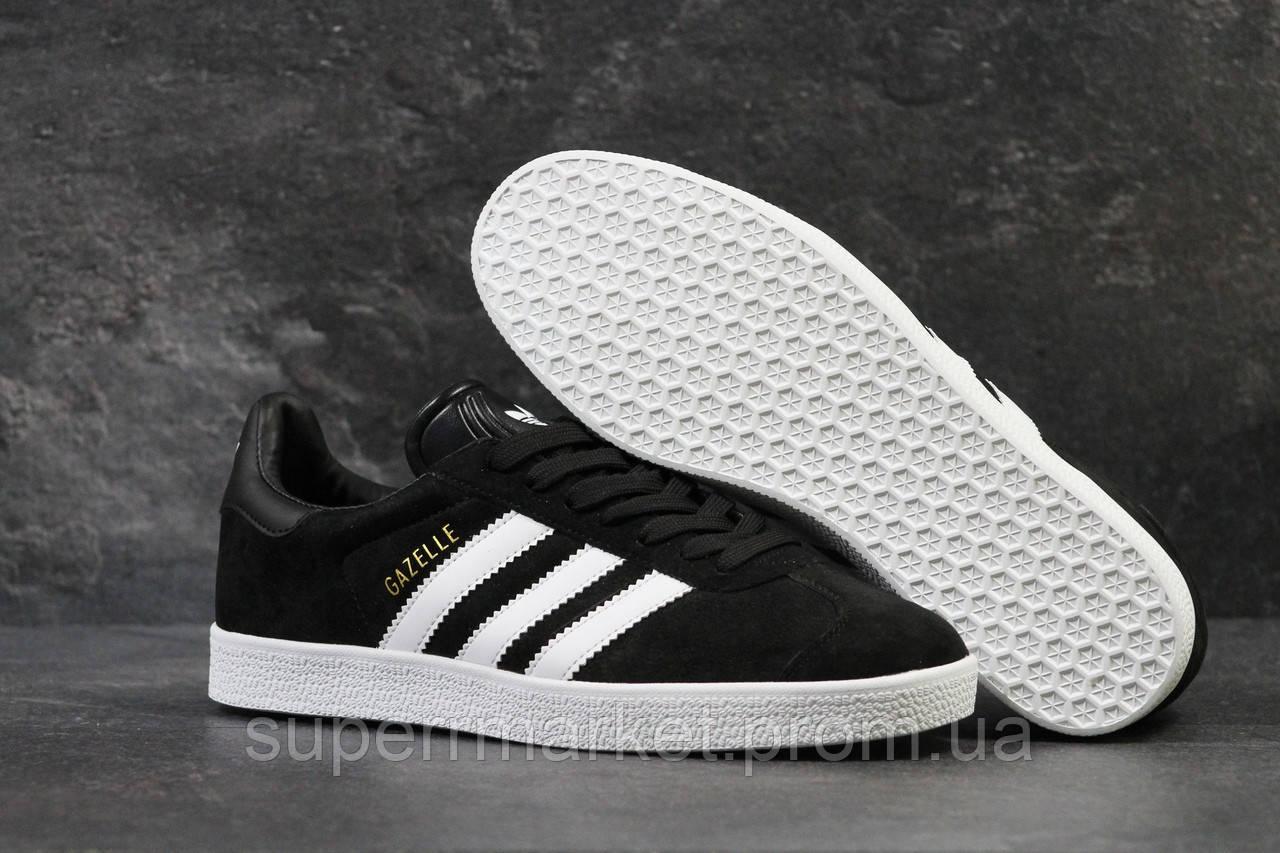Кроссовки Adidas черные, код 5911