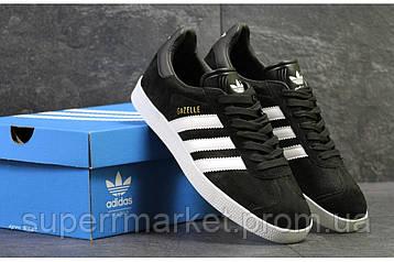 Кроссовки Adidas черные, код 5911, фото 2