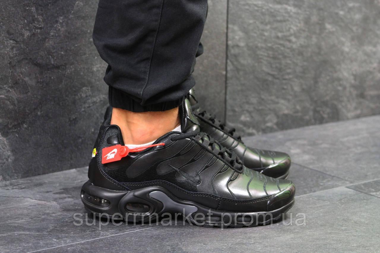 Кроссовки Nike Air Max TN черные, код5922