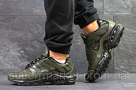 Кроссовки Nike Air Max TN зеленые, код5924, фото 3