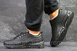 Кроссовки Nike Air Max 97 черные, код5934, фото 2