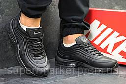 Кроссовки Nike Air Max 97 черные, код5934, фото 3